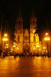 Catedral da Sé. Picture: Daniel Mitsuo
