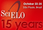 Conference Agenda: SciELO 15 Years Conference