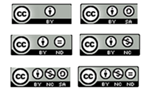 Launch of the new Version 4.0 of Creative Commons licenses
