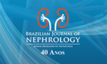 Brazilian Journal of Nephrology: trajectory and internationalization
