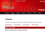 La agenda de discusión sobre el desarrollo futuro de la Red SciELO