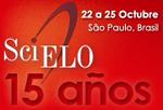 Programa Científico de la Conferencia SciELO 15 Años