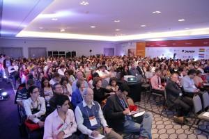 El público de la Conferencia SciELO 15 Años