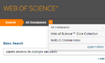SciELO Citation Index en el Web of Science
