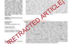 Retractación científica y seudociencia