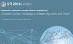 El uso de métricas en la evaluación de la investigación es matizado en el Manifiesto de Leiden