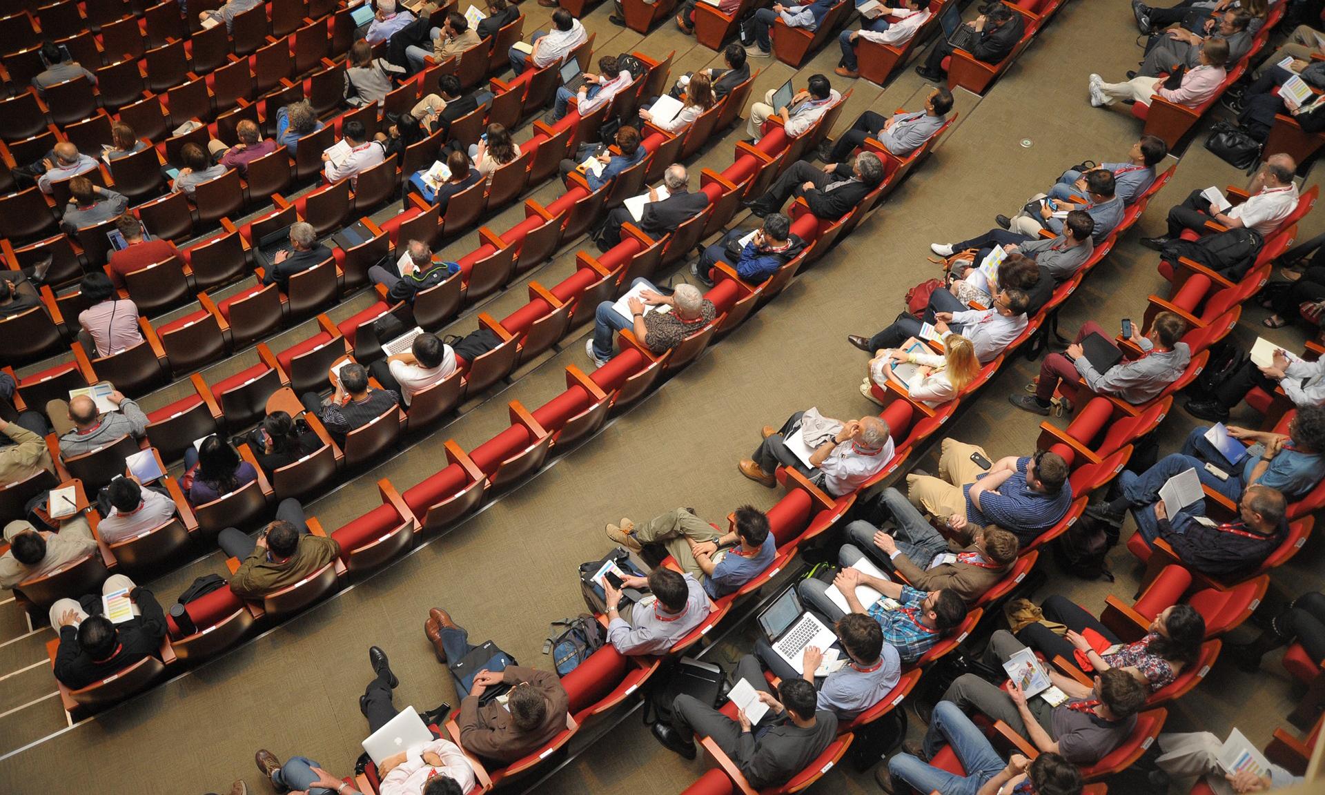 Cómo Aprovechar Al Máximo Una Conferencia Académica Una