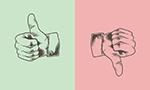 Ventajas y desventajas potenciales en la publicación de opiniones de evaluación