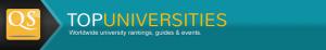 QS World University <i>rankings</i>