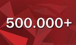 A Rede SciELO publica mais de 500 mil artigos em acesso aberto em 17 anos de operação