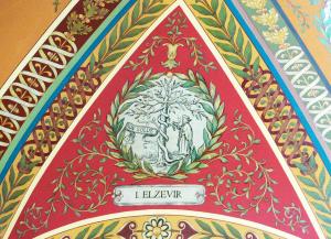 Elzevir logo Library of Congress