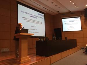 Silvia Galletti (ABEC) falou sobre o acordo com o iThenticate. Foto: SciELO